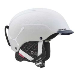 Cébé Kask Narciarski Contest Visor Ultimate Matt White Grey