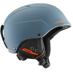 Kask narciarski CEBE Contest Matt Ciment Orange
