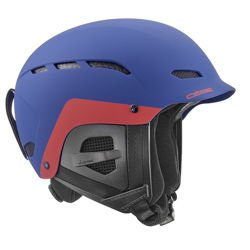Kask narciarski Cebe Dusk Junior Matt Navy Red