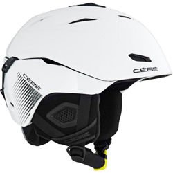 Kask narciarski CEBE Atmosphere White Black