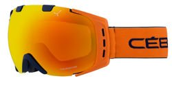 GOGLE CEBE ORIGINS M BLUE & ORANGE ORANGE FLASH FIRE