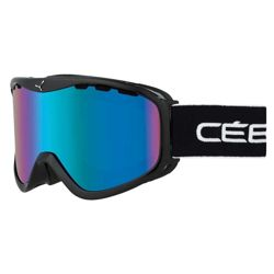 GOGLE CEBE RIDGE OTG BLACK YELLOW BROWN FLASH BLUE