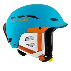 Kask narciarski CEBE Dusk Junior Blue & Orange