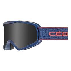 Cébé Gogle narciarskie RAZOR L  Matt Navy  Grey Ultra Black Cat.3