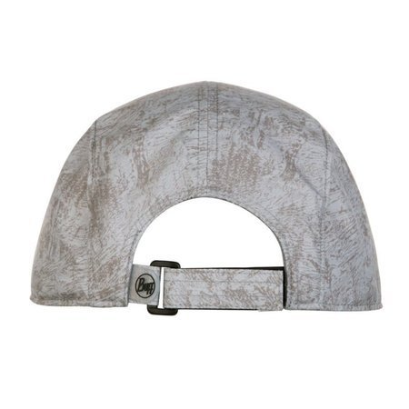 Czapka Buff Air Trek Cap ZINC SILVER GREY