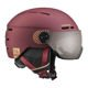 Cébé Kask narciarski Fireball Matt Burgundy - PC Vario Grey Cat.1-3